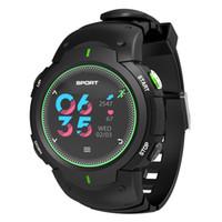 ingrosso sport pedometro senza fili-Orologio sportivo impermeabile di IP68 dell'inseguitore di forma fisica del pedometro di Bluetooth dell'orologio intelligente F13 con la scatola al minuto