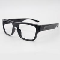 camcorder-kameras großhandel-Intelligente Gläser Kamera Kein Loch WIFi Hände frei Full HD Real 1080P Brillen Camcorder Outdoor Sports Kamera tragbare Kamera Video Eyewear DVR