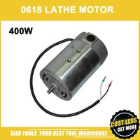 Wholesale Lathes Milling Machines - Mini Lathe Motor 400W DC Motorfor 300mm distance lathe and our Drill&Mill Machine 0618 lathe motor 83ZYT001