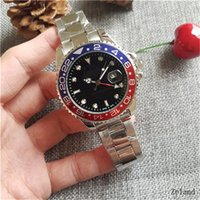 Wholesale fashion watch ice for sale - 15 styles Mens watches fashion classic rlgmt mester brand Men s Stainless Steel strap quartz Movement Watch iced out Montre de luxe