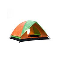 abris de tente achat en gros de-2018Nouveau style Double Double couche Double porte Abri de pluie pour camping et loisirs Tente extérieure