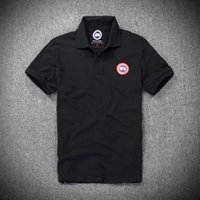 Wholesale casual form - Will Goose Short Sleeve 2018 Spring And Summer New Pattern Man Lapel Short Sleeve Polo Unlined Upper Garment Trend Form And Arrangement Of L