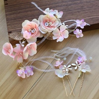 ingrosso piume da sera di nozze-Spose, fiori di seta, teste di piume, ornamenti per capelli, fiori, ornamenti per capelli, abiti da sposa, abiti da sera e accessori.