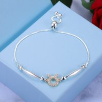ingrosso bracciali taurus zodiaco-Moda vendita calda popolare argento taurus zodiaco braccialetto per signora / S925 braccialetto d'argento per signora (SVH082)