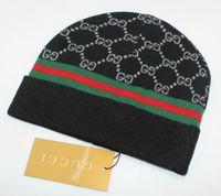 Wholesale scarf animal beanies online - Autumn Winter Hats For Women Men Brand Designer Fashion Beanies Skullies Chapeu Caps Cotton Gorros Touca De Inverno Macka cap