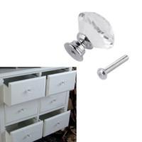 Knauf Möbelgriff Kugel Form Kommode Schrank Schublade Griff für Küche Zimmer Tür