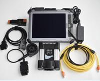 ingrosso bmw icom b c-Nuovo arrivo per BMW ICOM NEXT A + B + C Strumento di programmazione diagnostica automatica con IX104 Tablet 2019.03 win7 SSD