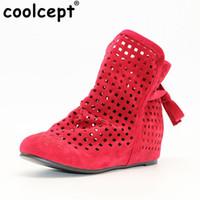 86ce3a294 cargadores del tobillo de la manera de las mujeres al por mayor-Coolcept  Botas para
