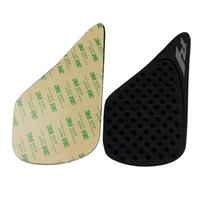 ingrosso ginocchiere del serbatoio-Per Yamaha R1 YZF-R1 2007 2008 Adesivi per moto Antiscivolo Fuel Tank Pad Grip Grip Sticker Accessori