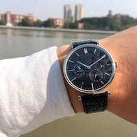 mechanical watch movement NZ - 2018 AAAA Quality Best Original Single Luxury Brand Men's Watch Mechanical Movement Deep Waterproof Sapphire Mirror Men's Watch