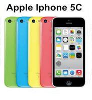 Wholesale 5c screens for sale - Group buy iPhone c Original Unlocked iPhone C IOS GPS WIFI Dure Core Screen GB GB storage refurbished cellphone