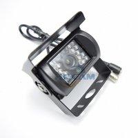 ccd lkw kamera großhandel-HQCAM CCD 480TVL IR Nightvision Wasserdichte Parkplatz Rückfahrkamera Cms Bus Lkw Kamera Für Bus mini