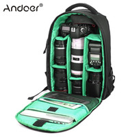 Wholesale Outdoor Wear resisting Water resistant DSLR Digital Camera Bag Backpack Multi functional Breathable Photography Camera Bags