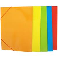 okul malzemeleri klasörleri toptan satış-Öğrenci Dosya Cep Dosyalama Malzemeleri Çok Renkli A4 Arşiv Çanta Kağıt Klasörler Ofis Okul Makaleleri 0 85gs C R