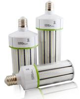 Wholesale high bay lights fixtures - 30W 40W 60W 80W 100W 120W 150W 200W LED Corn Light Bulb E27 E26 E39 E40 Led Bulbs Warehouse Garage Street area Lighting High Bay Fixtures