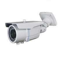 Wholesale 12mm outdoor bullet camera resale online - POE IP Camera HD P P P Outdoor WaterproofBuilt in mm MP Manual Zoom Lens Onvif V POE Network Bullet Camera
