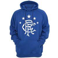 Wholesale fashion scotland - classic Scotland Glasgow Rangers club Men Hoodies Sweatshirts Casual Apparel Outerwear Hooded Hoody Novelty Fashion clothing 497