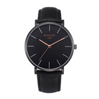 Wholesale stylish male glasses for sale - Group buy MIGEER Luxury Business Men Watches New Stylish Male Quartz Wrist Watch Classic Mens Clocks Relogio Masculino Saat Gift