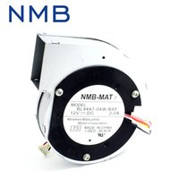 nmb 12v großhandel-Kostenloser Versand Japan NMB 11028 12V 2A 11cm Zentrifugal-Turbinenventilator BL4447-04W-B49