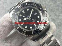 se watch оптовых-Роскошные часы V5 версия 44 мм Se 116660 D-Blue керамические синий люминесцентный механизм Asia 2813 Механические часы мужские часы