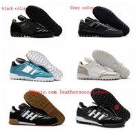 ingrosso scarpe scarpe a buon mercato-2018 originale uomo tacchetti da calcio copa MUNDIAL TF TURF GOAL INDOOR scarpe da calcio Mundial Team Astro Craft scarpe da calcio scarpe calcio economici