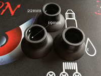 ingrosso supporto in gomma-Supporto ventosa in silicone Supporto a base di gomma Vape Pen Display batteria Big Black Sucker Per serbatoio da 19 mm a 22 mm Mech Mod E cigs