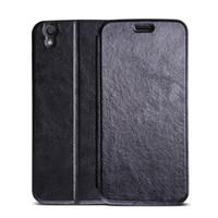 umi phone venda por atacado-Original para umidigi london leather case flip capa luxo protetora case para umi london diamante telefones inteligentes cor preta