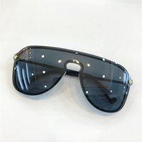 Wholesale eyes sunglasses online - 2180 Sunglasses Rimless Frame Connection Lens UV400 Men Women Brand Designer Coating Mirrorr Lens Steampunk Summer Style Comw With Case