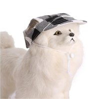 Wholesale cheap halloween hats online - Cute Dog Hat Animal Shape Dog Cap Cheap Pet Accessories Caps For Dogs Hats Pets Products Funny Cosplay Pet Dog Hat CCA10138