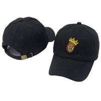 Wholesale cartoon snapbacks caps - 2 Colors Black Biggie Vtg Style Embroidered Baseball Cap Adjustable Strapback Hats Cartoon Ball Caps CCA9225 5pcs