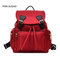 arka çanta küçük toptan satış-Pembe Sugao küçük sırt çantası kadın moda bookbag anti hırsızlık sırt çantası okul çantaları tasarımcı sırt çantası shouler çantası kızlar için PS051801