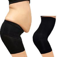 kadınlar şekillendirilmiş iç giyim toptan satış-Ücretsiz kargo Dikişsiz Kadınlar Yüksek Bel Zayıflama Karın Kontrol Knickers Pantolon Külot Shapewear Iç Çamaşırı Vücut Şekillendirici Lady Korse