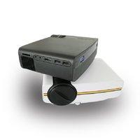 ingrosso proiettore del telefono hd-2018 nuovi articoli 1080p hd mini proiettore bluetooth con l'avvio di personalizzare e video proiettore per telefono cellulare
