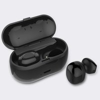 Wholesale built headphone for sale - Group buy Langsdom T6 TWS Wireless Earphones True twins Wireless Earbuds Stereo Bluetooth Headphone With Built in HD Mic and Charging Case