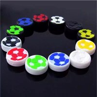 Wholesale ps4 styling for sale - Group buy Football Team Colorful Style TPU Joystick Cap Thumb Stick Grip Cover for PlayStation PS4 Controller DHL FEDEX EMS