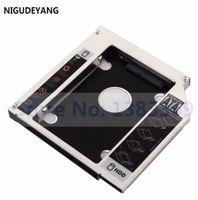 Wholesale Hdd For Asus - NIGUDEYANG 2nd SATA Hard Drive HDD SSD Caddy for ASUS M50V N50V G50V N55S M51va A55V