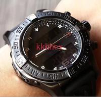 проектная электроника оптовых-2018new дизайн часы мужчины роскошный бренд avenger серия многофункциональный хронограф наручные часы электронный дисплей спортивные часы