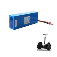 ingrosso scooter elettrici 48v-batteria dello scooter di buona qualità su misura 48V 10Ah batteria ricaricabile 18650 48v 1000w per batteria scooter elettrico