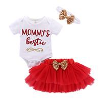 Venta al por mayor de Conjunto De Ropa De Bebé Madre - Comprar ... 2a23b7053d53