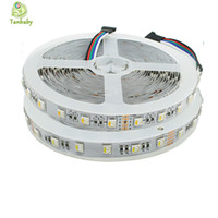 24V5050-4in1-RGBW 24v rope lighting - Tanbaby DC V V in RGBW RGBWW LED Strip Light SMD led M flexible rope bar light indoor home decoration