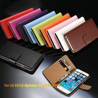 Wholesale Lg Optimus Wallet - For LG G5 Case Cover For LG Optimus G5 Business Case For LG H850 Luxury PU Leather Mobile Phone Bag