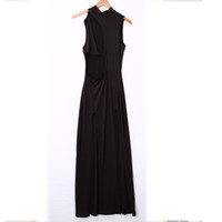 Wholesale Womens Clubwear Dresses - WOMENS BANDAGE BODYCON LADIES LONG PARTY DRESS CLUBWEAR SIZE 6- 14