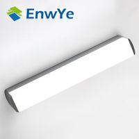 ingrosso supporti a parete in acrilico-Moderna lampada a specchio a LED 12W 16W 22W lampada da parete a tenuta stagna AC220V 110V Illuminazione da parete per bagno in acrilico