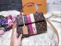 large envelope sizes NZ - AAAAA Brand Women's PU Handbags Female Shoulder Bag Designer Luxury Lady Tote Large Capacity Zipper Handbag for Women 2018 size 25 16 9 P