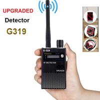 spy camera оптовых-Anti-spy Bug GPS-камера Детектор радиосигнала Комплект [Улучшенное обновление], GPS-трекер Усиление беспроводной камеры Сверхвысокая чувствительность