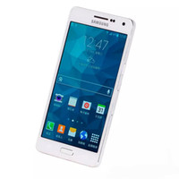 Wholesale android versions resale online - Unlocked Original Samsung Galaxy A5 A5000 G LTE Quad Core Inch G G WIFI GPS Bluetooth Refurbished Smartphone Version