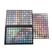 Wholesale Wholesale Make Up Supplies - Shimmer Matte Earth Color Mini 252 Color Eye Shadow Beauty Make-up Series Eyeshadow NEW Comestic Supplies 3001112