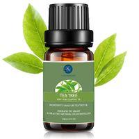 Wholesale massages oil - 10ml Tea Tree Pure Aromatherapy Essential Oil Pure Natural Premium Therapeutic Grade Best for Aromatherapy Massage SPA Bath Myrrh Oil