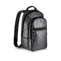 Wholesale Designer Canvas Bag - DISTRICT Top quality famous fashion designer men women backpack fashion shoulder bags backpacks school bags N58024