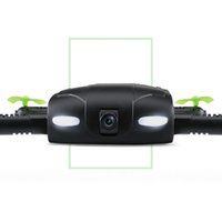 caméra drone à chaud achat en gros de-JJRC DHD D5 Selfie Drone Avec Caméra Pliable Poche Rc Drones Téléphone Contrôle RC Hélicoptère Fpv Quadcopter Mini Dron Nouveau Chaud
